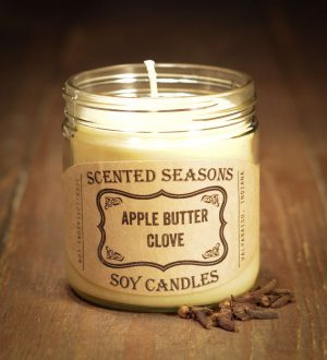 candle-apple-butter-clove