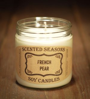 candle-french-pear